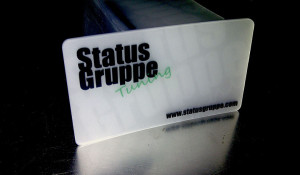 Status Gruppe Cards