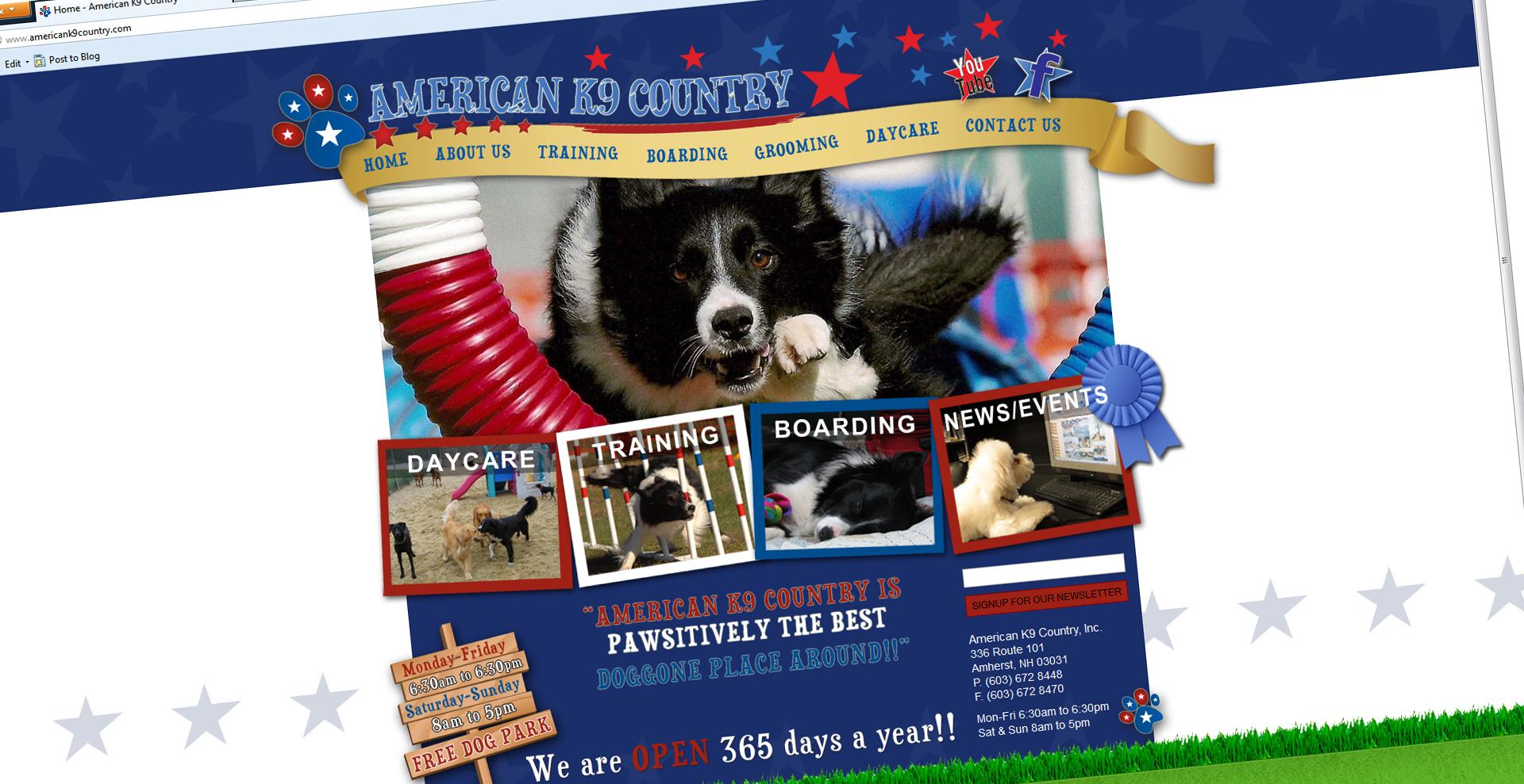 americank9countrywebsite