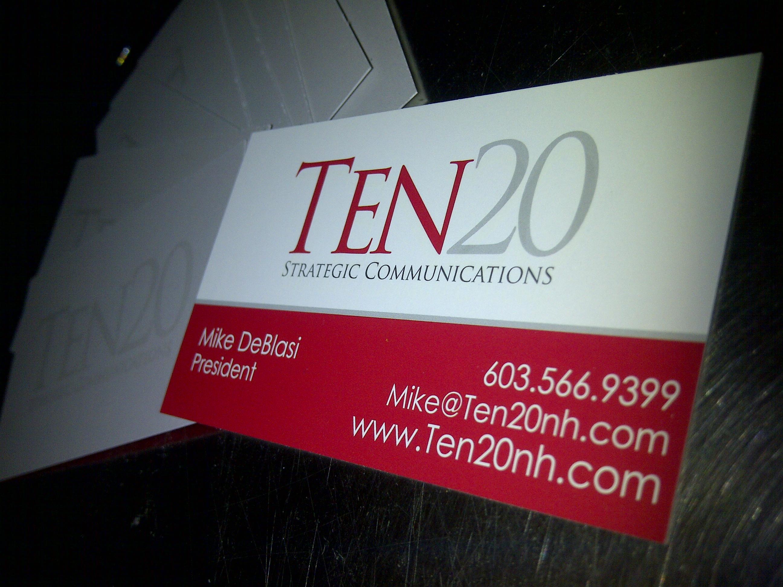 Ten20Bizcard
