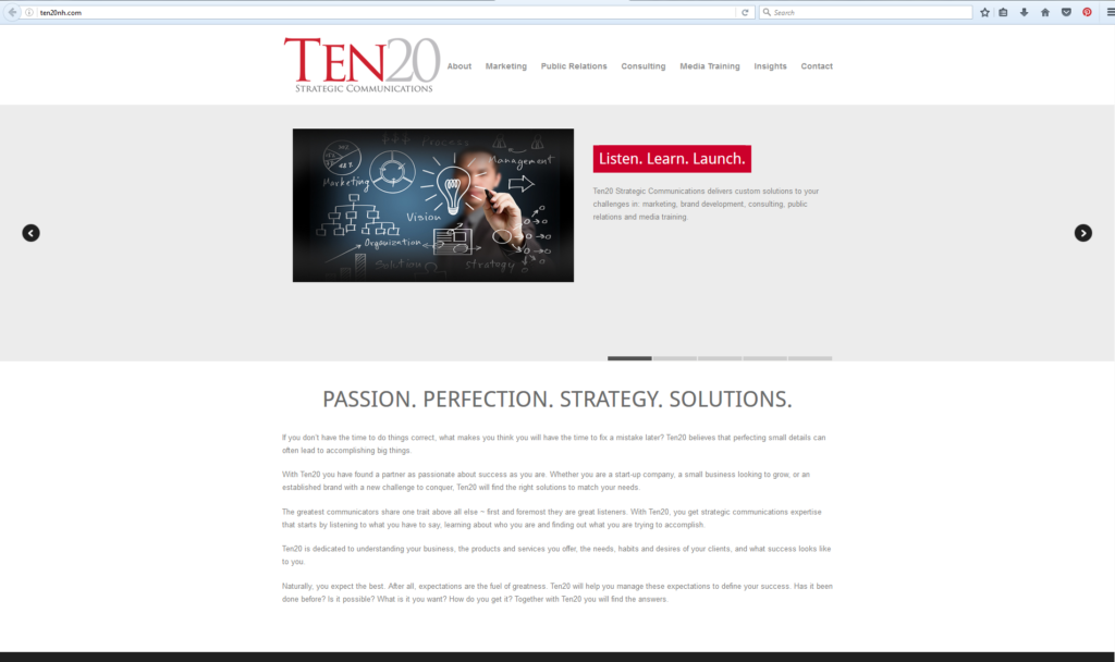 ten20nh-strategic-marketing-website