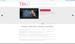 Ten20 Strategic Communications Website